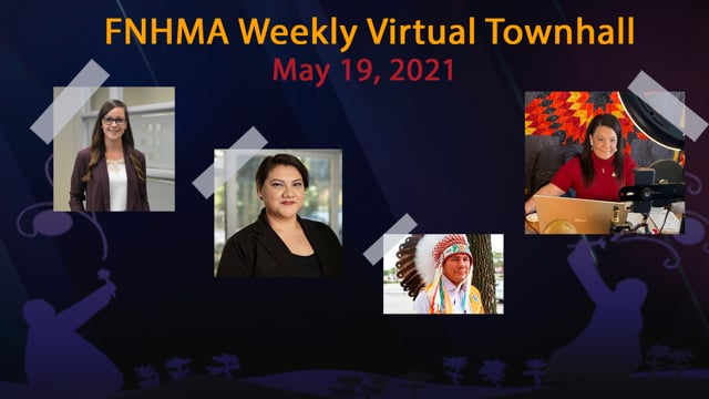 FNHMA Town Hall (ENG) May 19, 2021