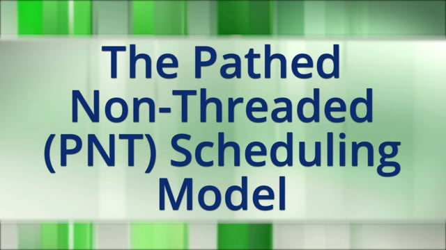 The PNT Scheduling Model