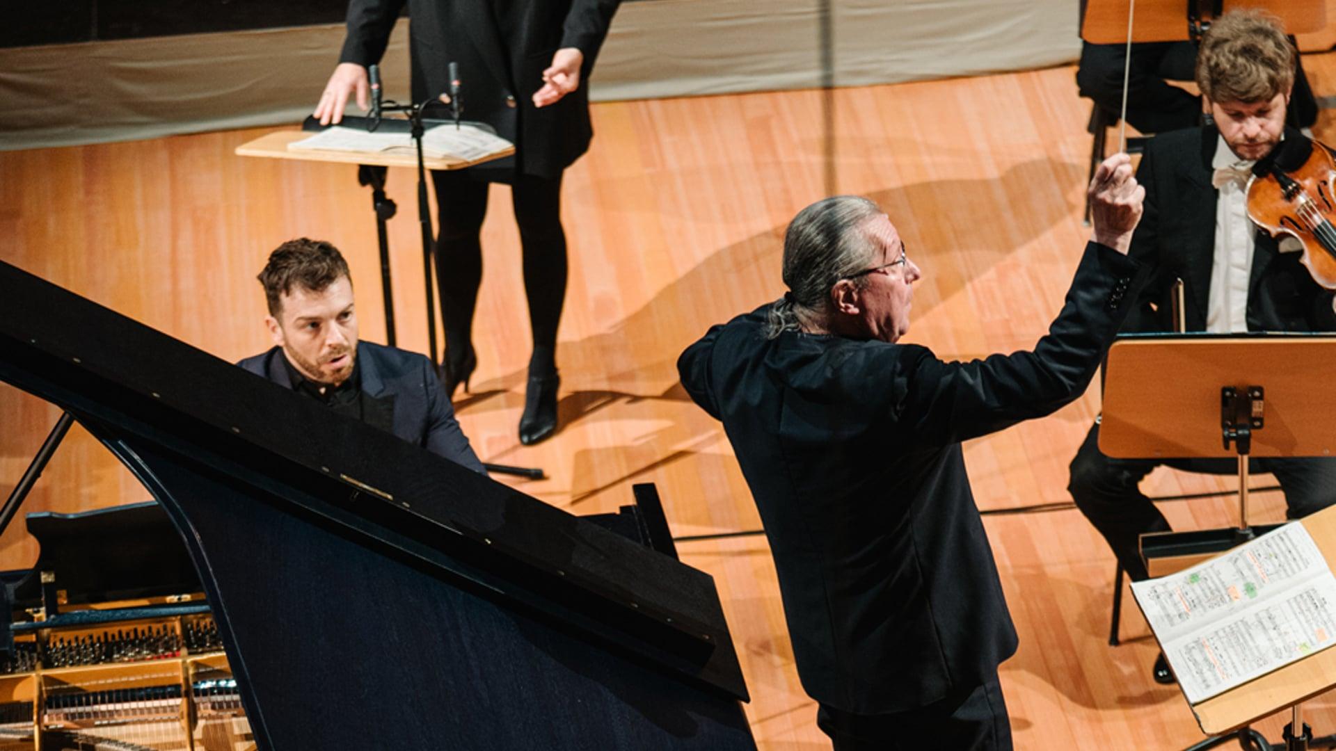 Internationales Musikfest Hamburg * Symphoniker Hamburg * Sylvain Cambreling