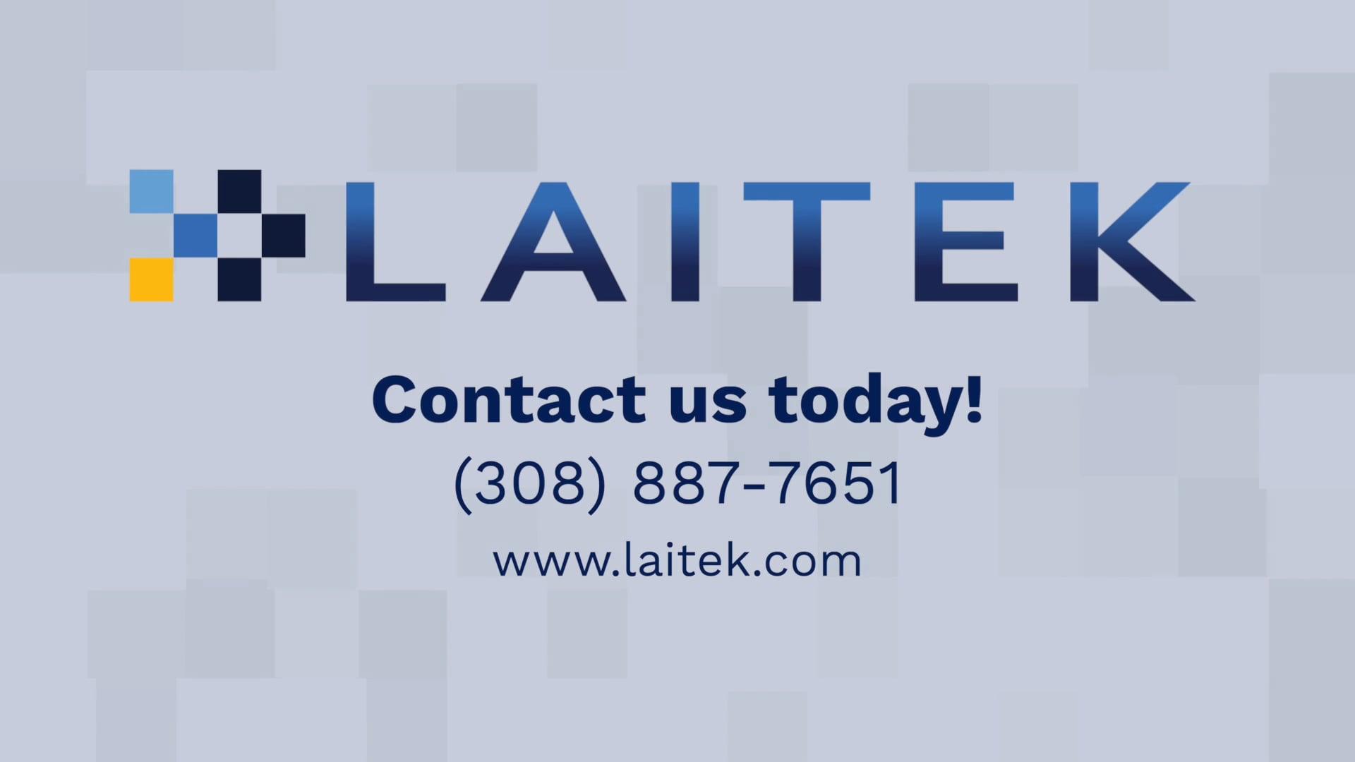 Laitek: No Data Left Behind