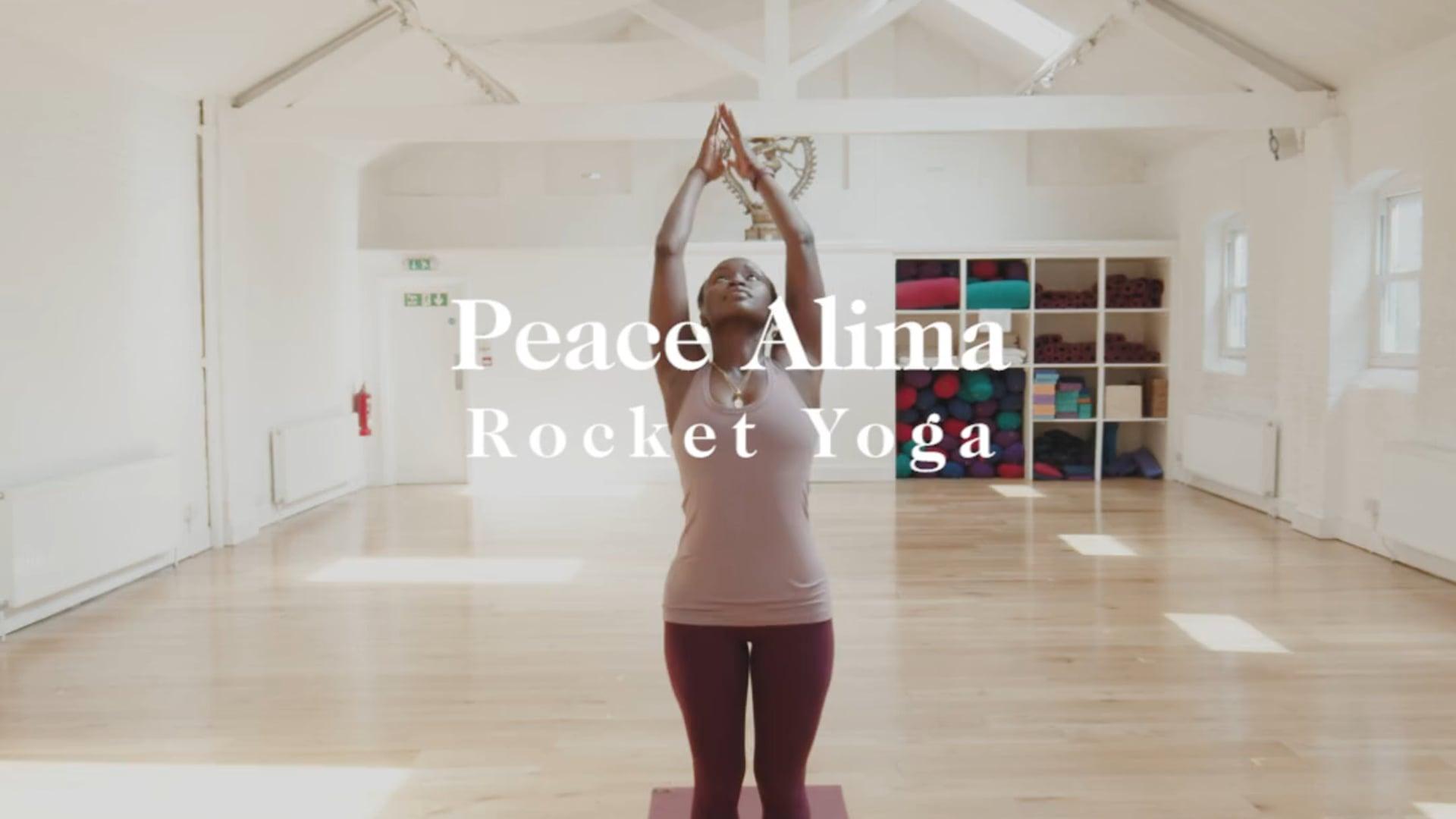 The Life Centre Yoga - Peace Alima