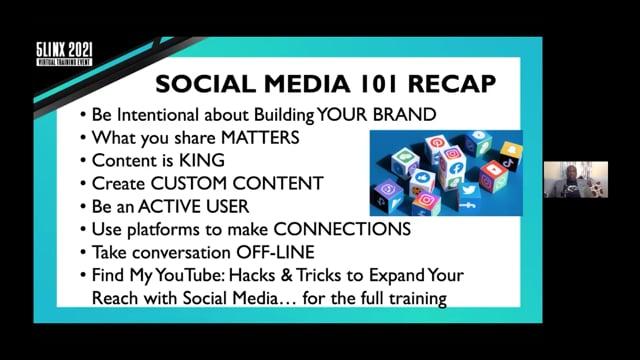 3793BSVP Cecil Calliste – How to Use Social Media to Build your Team