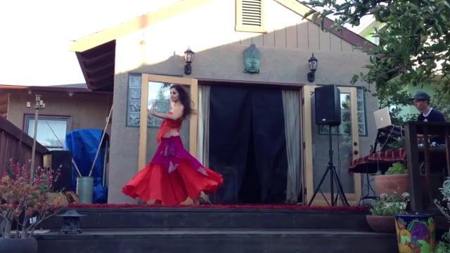 Leila Baradaran Bellydance Dreaming the Diaspora.mp4