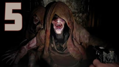 I'm So Scared For My Life! - Dion's Resident Evil 8 Walkthrough Ep.5