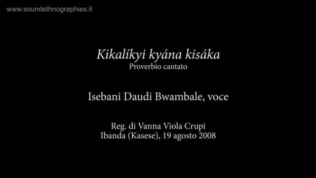 5 – Kikalíkyi kyána kisáka