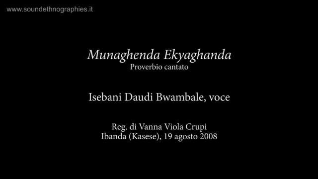 6 – Munaghenda Ekyaghanda