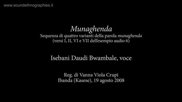 6a – Munaghenda