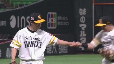 【6回表】ホークス・和田 6回無失点の好投を見せる!! 2021/5/23 H-B