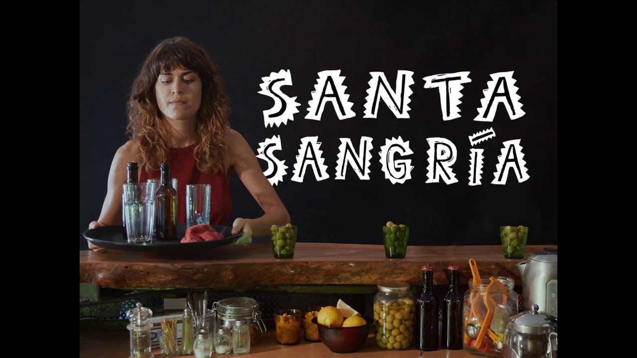Santa Sangría