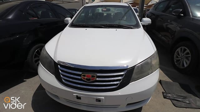 GEELY EMGRAND 7 - WHITE -...