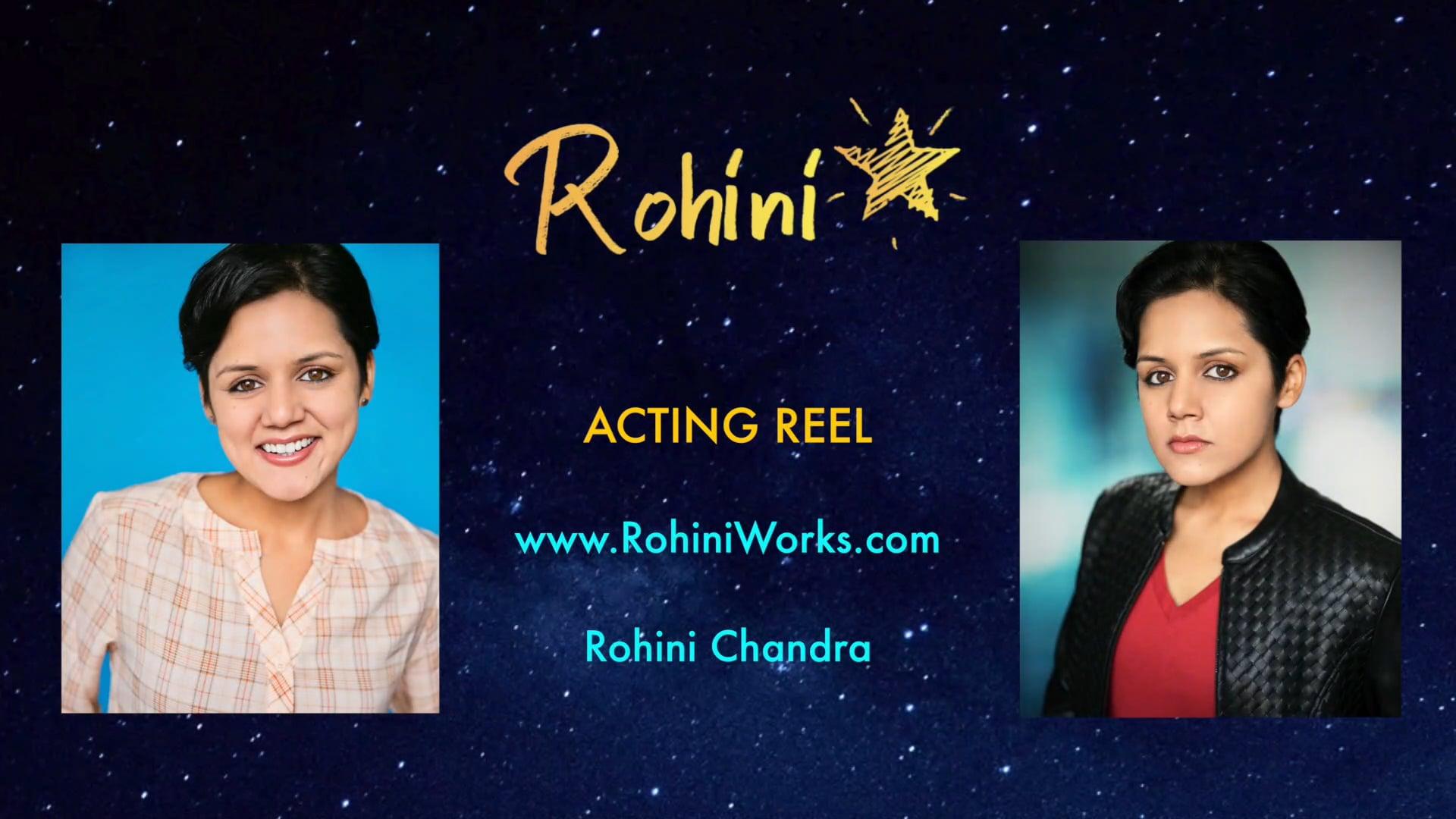 Rohini Chandra_Acting Reel.m4v
