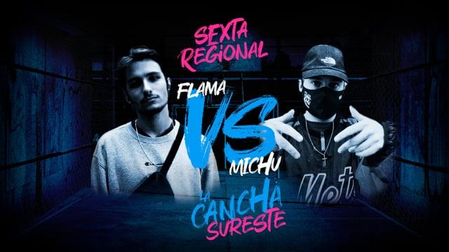 La Cancha Sureste | Semifinal | Flama vs Michu