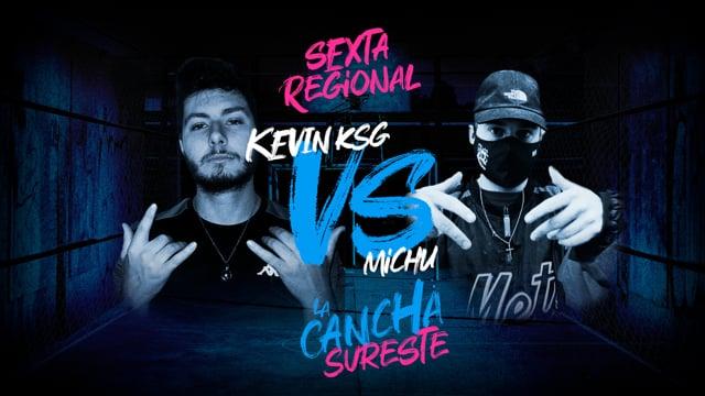 La Cancha Sureste | Cuartos | Kevin KSG vs Michu