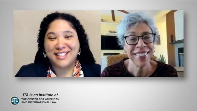A Conversation with Hon. Gabrielle Kirk McDonald