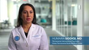 Preventative Care, Dr. Siddiqi