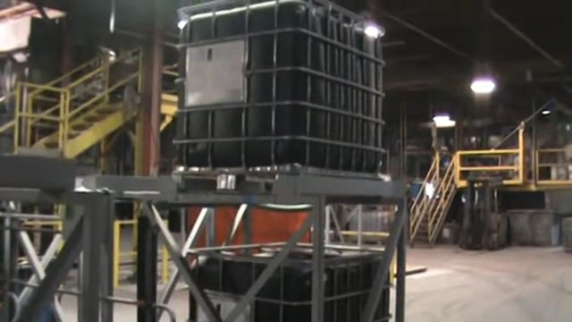 Toledo Refractory Coatings Plant Optimization