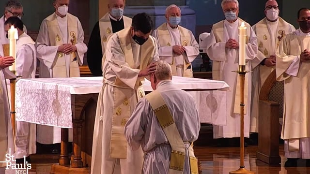 Highlights: Ordination to the Priesthood at the Church of St Paul the Apostle