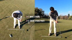 Alignment Stick Stability - Putting