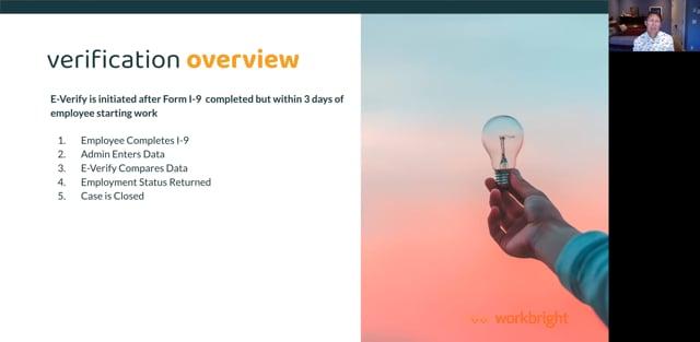 E-Verify Best Practices – March 2021