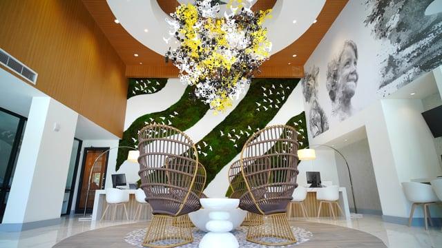 Yellow Goat Design/AMLI Residential - AMLI Midtown Miami and AMLI Park West