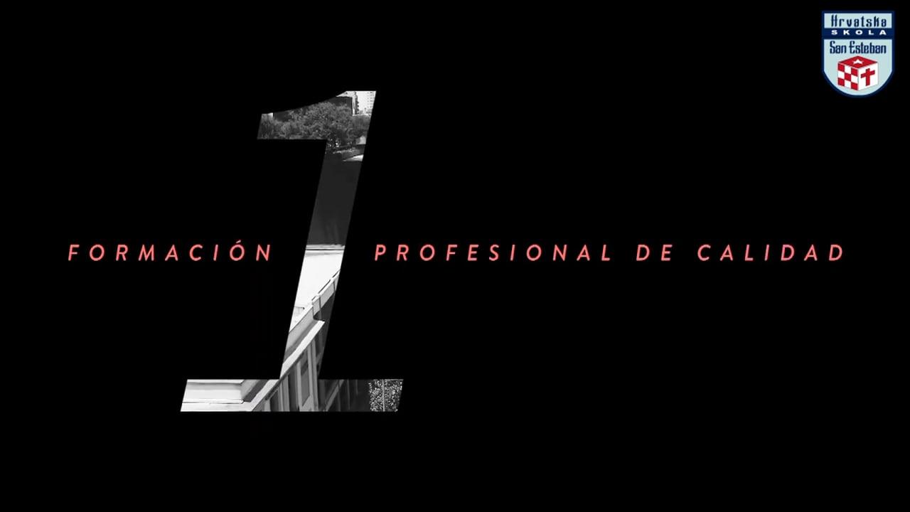Invitación Feria Vocacional REM: Italo Santoro; Inspector Gral. Colegio San Esteban.