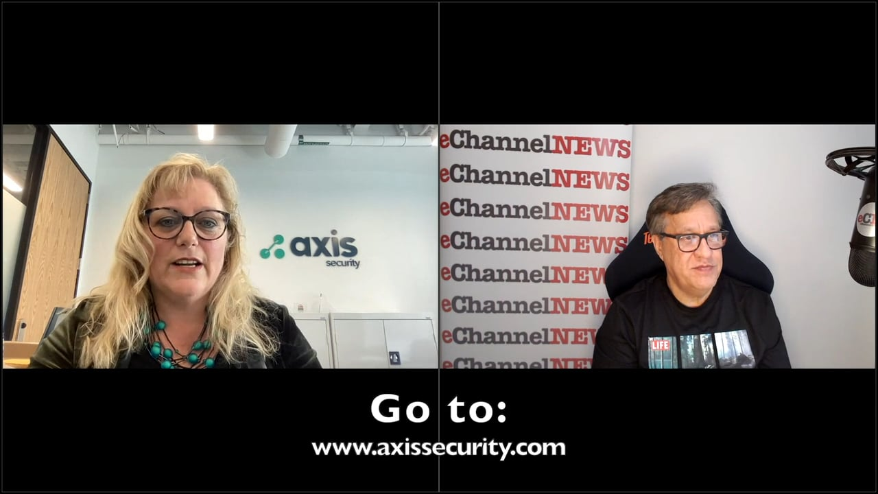 Axis Security: May 2021 Winner