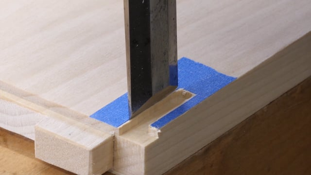 42-How to Install Knife Hinges