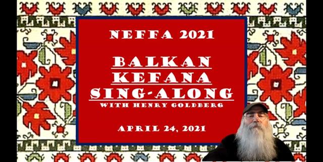 Balkan Kefana Singalong
