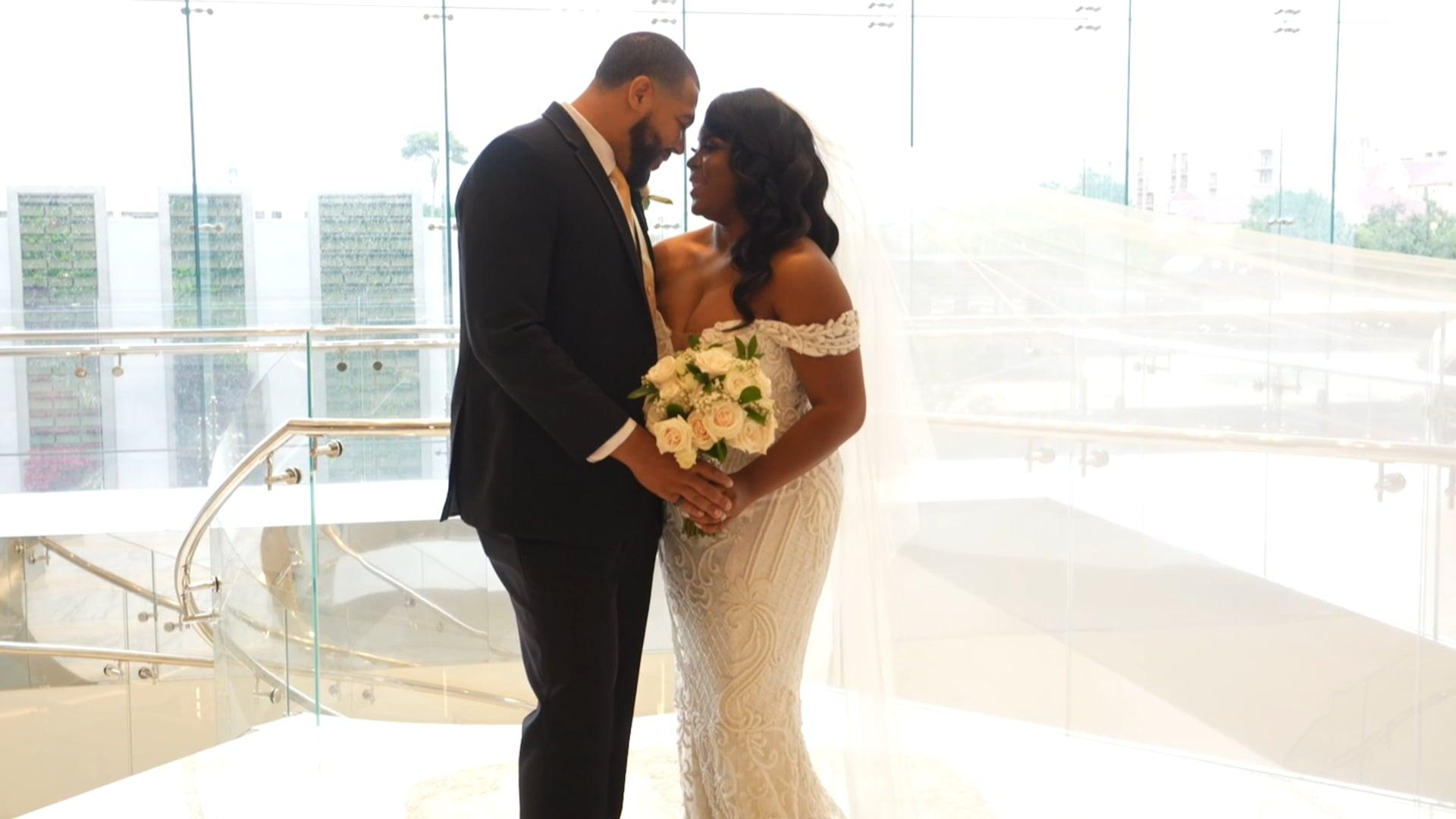 Scruggs Wedding Highlight Video