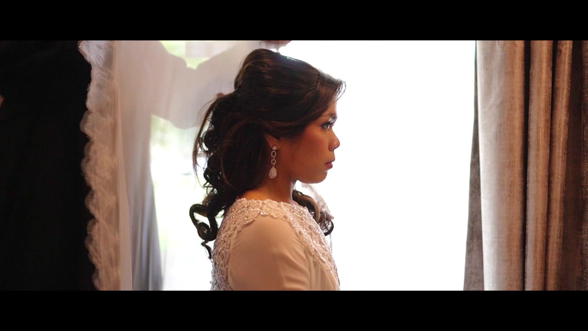 The wedding highlights of Kyu & Diana - 23rd May 2021