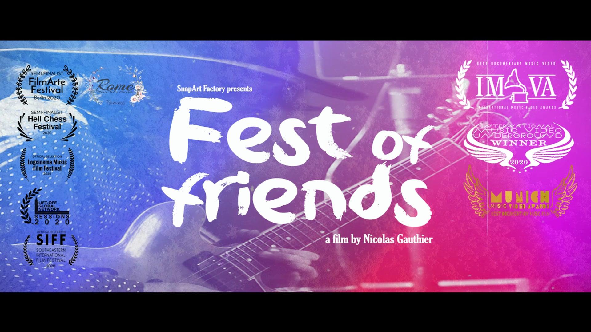 Fest of Friends   Teaser [2020]