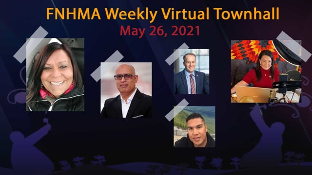 FNHMA Town Hall (ENG) May 26, 2021