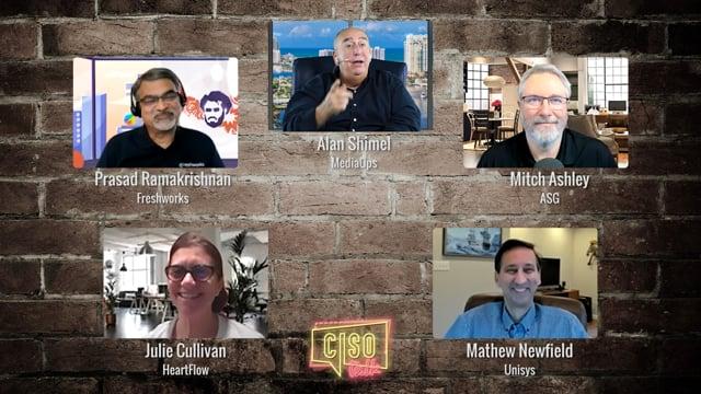 CISO Talk - Ep 11 - TechStrongTV