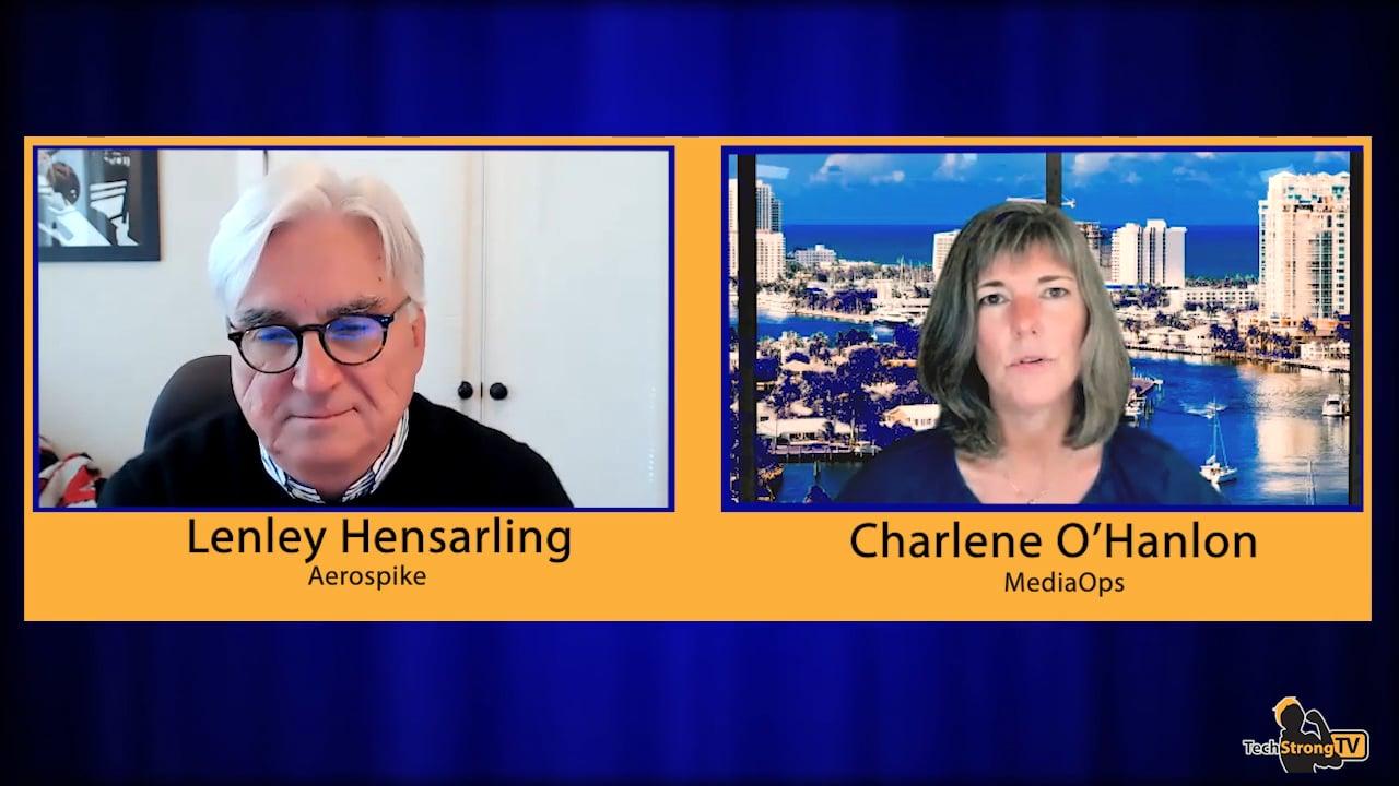 Cloud Cost Saving – Lenley Hensarling, Aerospike