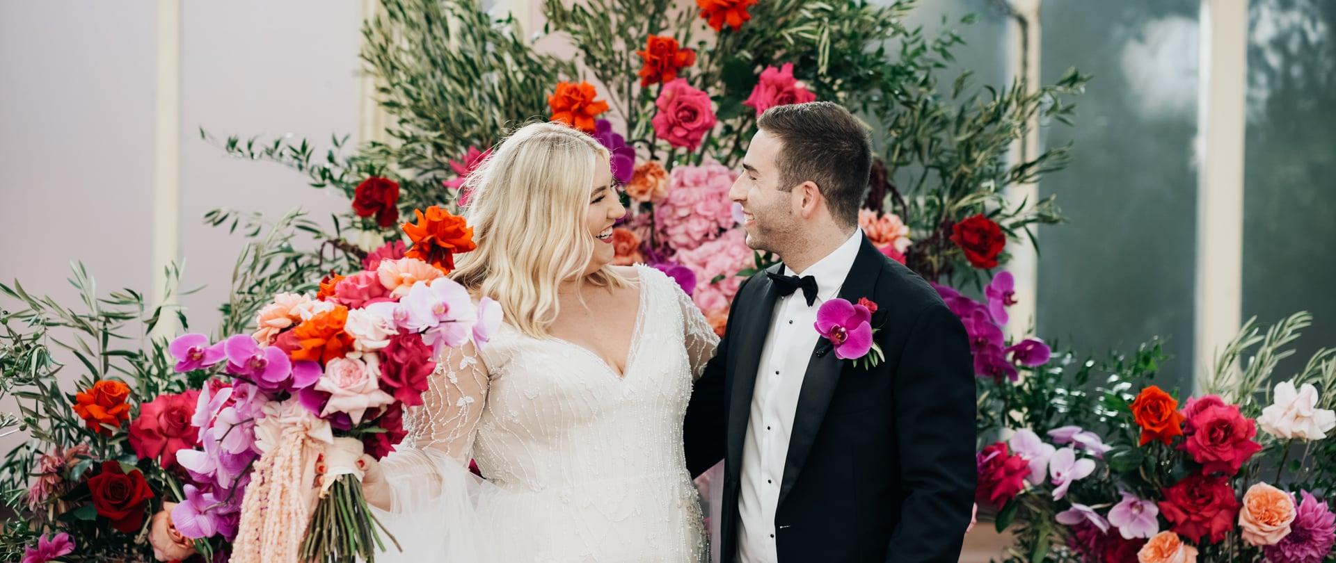 Jordan & Peter Wedding Video Filmed at Sydney, New South Wales