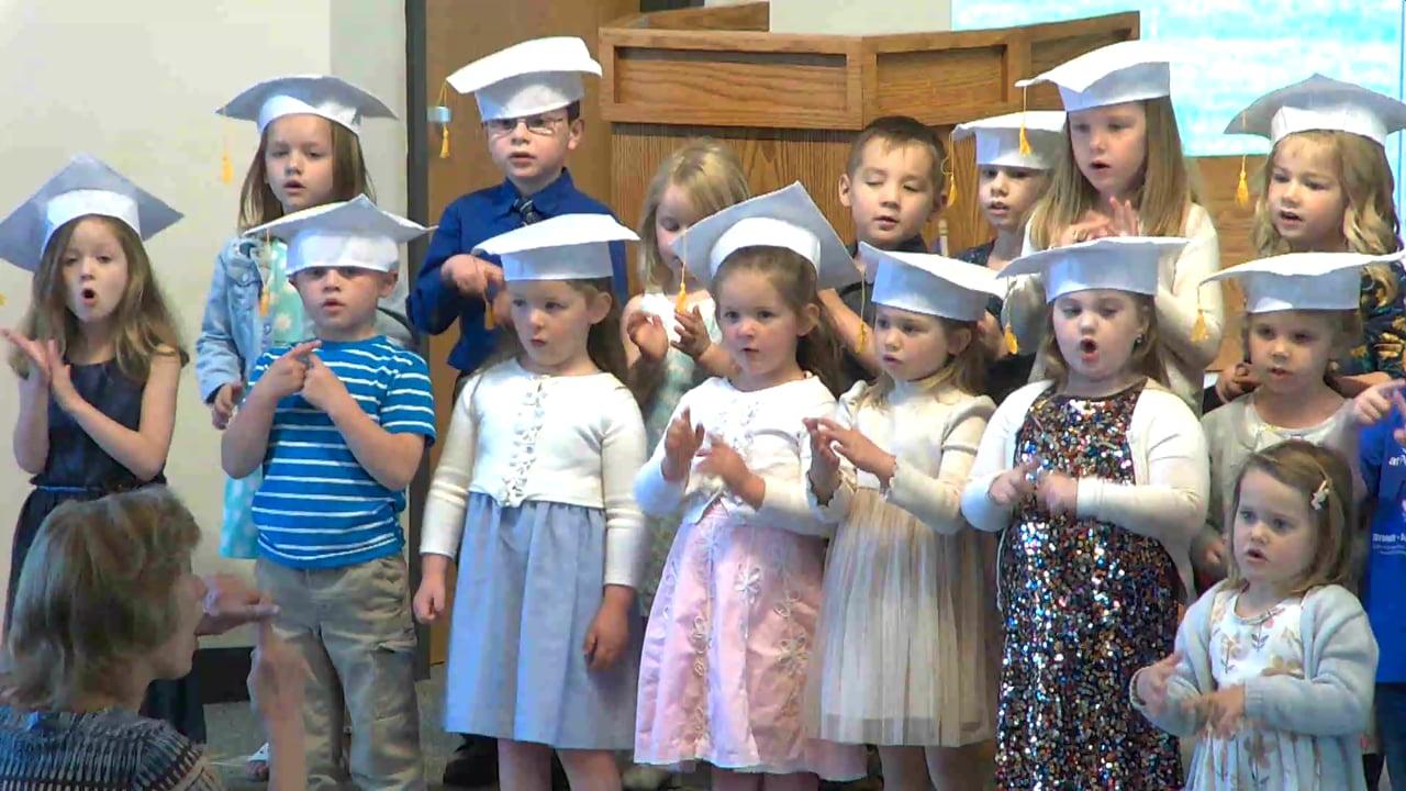 Preschool Graduation 2021