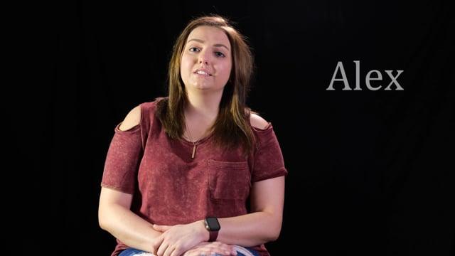Cattlemens Ball Survivor Story - ALEX