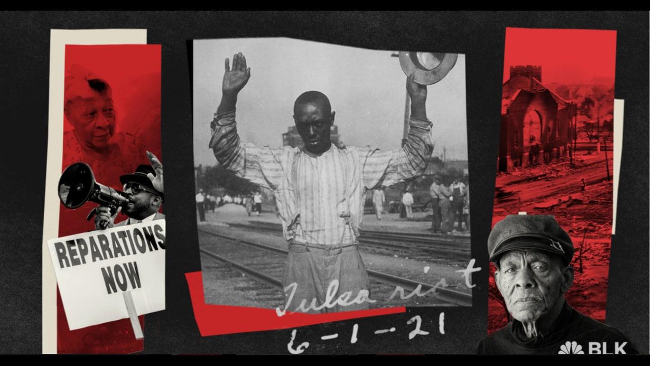 Blood On Black Wall Street: The Legacy Of The Tulsa Race Massacre - NBC News