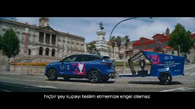 Champions League - Nissan