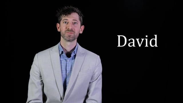 Cattlemens Ball Survivor Story - DAVID