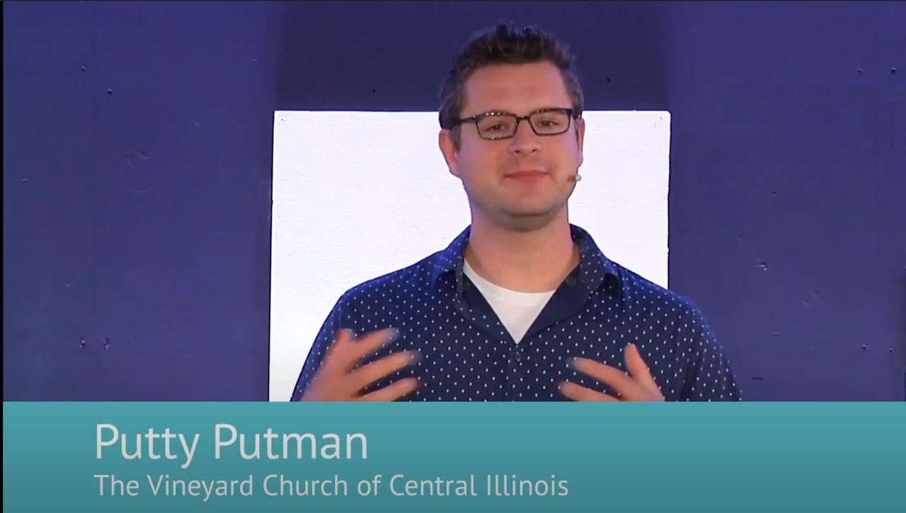 Putty Putman - guest speaker