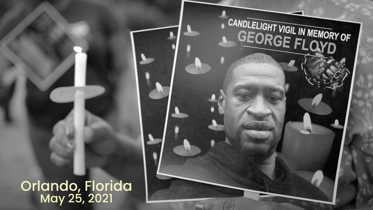Sony FX6: George Floyd Candlelight Vigil (Color)
