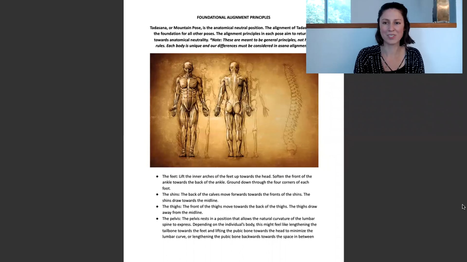 "10 min ""Alignment Principles"" Lecture Workshop"