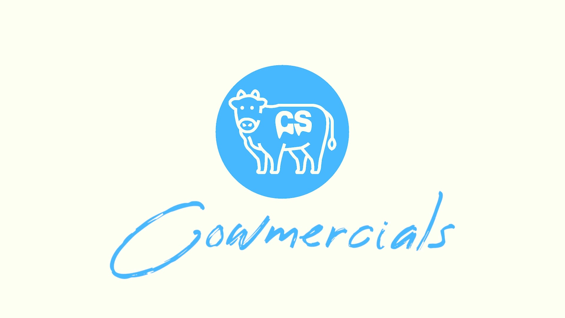 Cowsomething Commercial Showreel (Cowmercials)