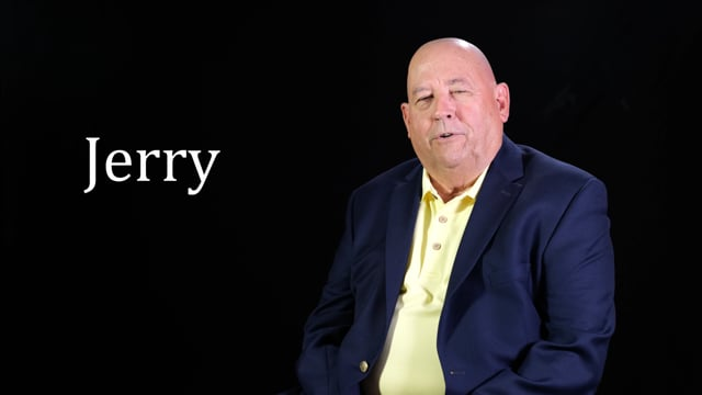 Cattlemens Ball Survivor Story - JERRY
