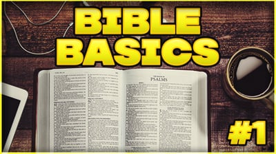 How To Study The Bible: The Basics