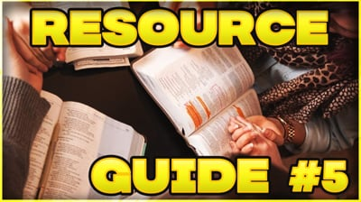 How To Study The Bible: Resource Guide