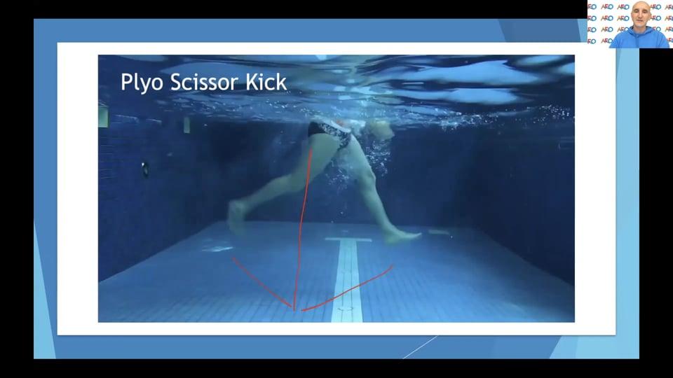 Plyo Scissor Kick
