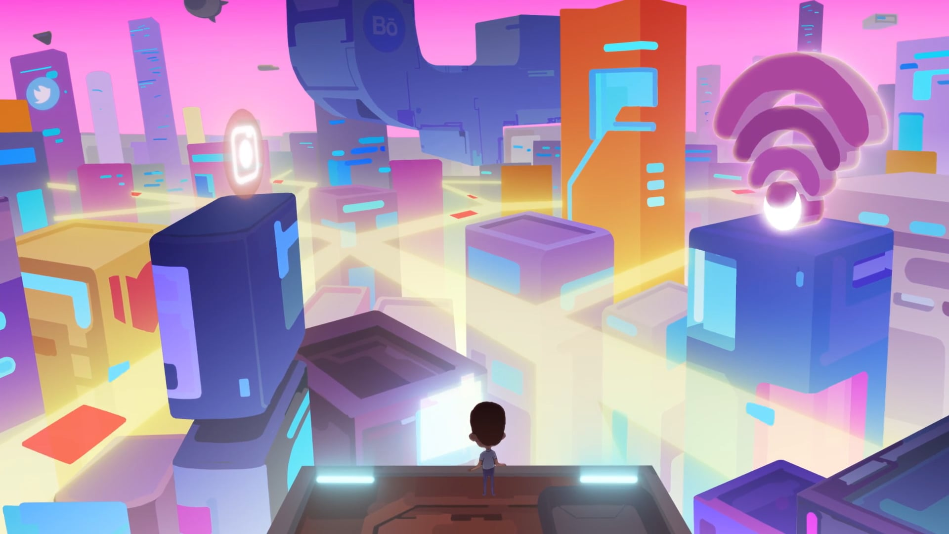 BẢO VỆ TRẺ EM TRÊN MẠNG   2D Animated Video - DeeDee Animation Studio