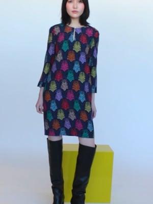 Vídeo: GRETA DRESS GUYANA PRINT